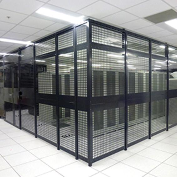 ODC-Zonage sécurisé / Partitionnement de salle serveur