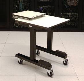Chariot ergonomique pour Data Center