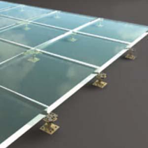 ODC - Dalle triple couche en verre