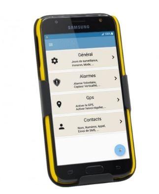 GSM d'Urgence Universel (P.T.I.)