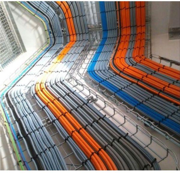ODC-Réorganisation physique du câblage / Cable management