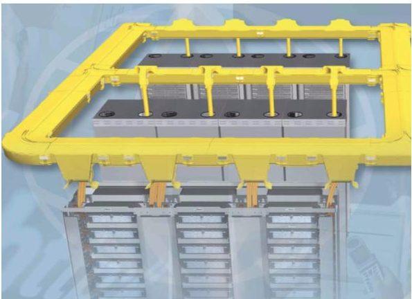 ODC-Goulottes et accessoires pour câblage Fibre Optique