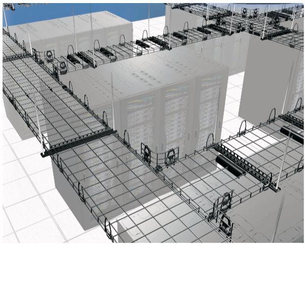 ODC-Chemins de câbles en fil inox et accessoires