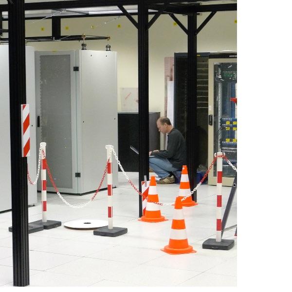 Maintenance des confinements souples et modulaires