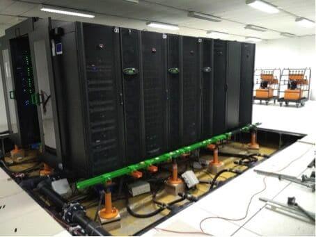 ODC- Déplacer baies en exploitation data center