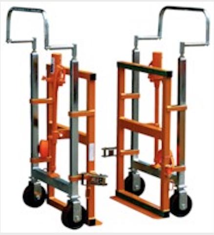 Chariots de levage d'équipements en salle