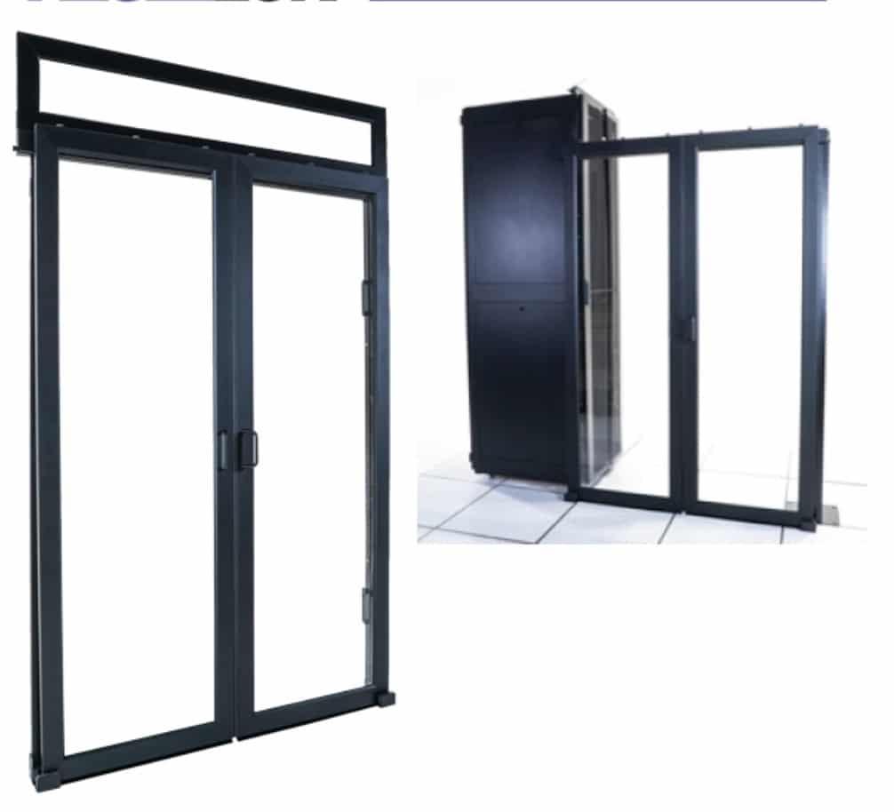 ODC - Portes plug and close, coulissantes à fixation magnétique