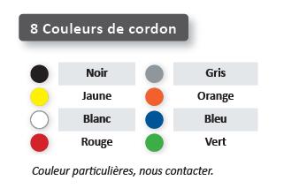 Visuel couleurs cordons anti arrachement - www.exploitant.fr