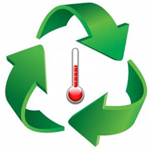 ODC - Étude de recyclage de la chaleur dissipée