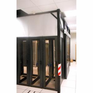 ODC - Confinement autoportant textile M0 100% modulaire