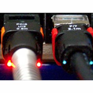 ODC-Liaisons Ethernet et accessoires d'identification