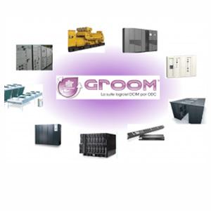 GROOM©, Le DCIM idéal pour les salles jusqu'à 500 m2