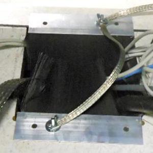 ODC-Occultation des trous passe câbles sur mesure