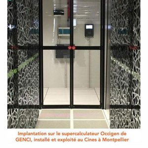 ODC - Portes battantes data center